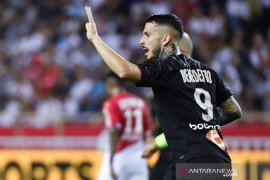 Marseille kalahkan Monaco setelah bangkit dari ketertinggalan dua gol