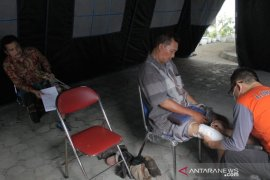 100 penyandang disabilitas dapat kaki dan tangan  palsu