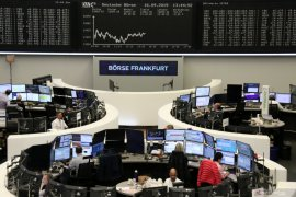 Indeks DAX-30 Jerman menguat 0,47 persen