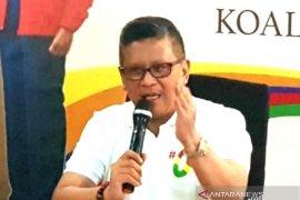 Hasto: Presiden Jokowi prioritaskan menteri dari parpol koalisi
