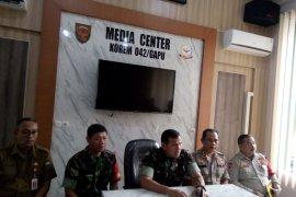Kasdam II/Sriwijaya: semua pihak terkait harus satu visi atasi karhutla