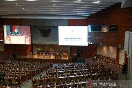 DPR gelar Rapat Paripurna agendakan pengesahan tiga RUU