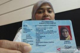 Karena asap karhutla, warga Riau mengungsi ke Medan