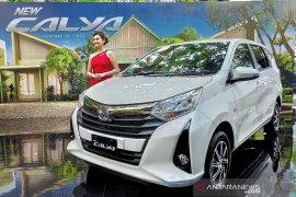 Nilai jual Toyota New Calya hanya selisih Rp1-2 jutaan dari model sebelumnya