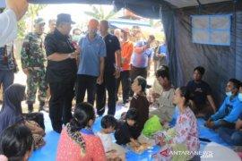 Wali Kota Banjarbaru bantu korban kebakaran