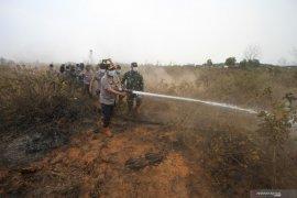 Sondetan, percepat pembasahan di Tegal Arum Banjarbaru