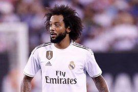 Real Madrid hadapi PSG tanpa Marcelo
