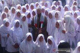 Syekh dari Palestina kunjungi MAN Blangpidie Abdya