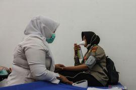 Karhutla Riau - Pekerja di Dumai pingsan diduga akibat terpapar kabut asap