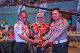 Kota Bogor raih penghargaan Wahana Tata Nugraha 2019 dari Kemenhub