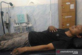 Karhutla Riau - Satu mahasiswa Pekanbaru terluka saat demo melawan asap