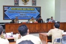 KPK evaluasi program pencegahan korupsi di Trenggalek