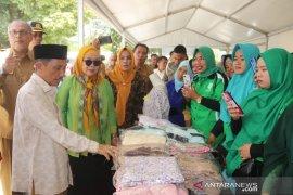 "36 perusahaan berpartisipasi di ""job fair gemilang Gorontalo"""