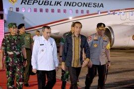 Atasi kebakaran, Presiden Jokowi kunjungan kerja ke Riau