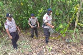 Tim Jibom evakuasi granat yang ditemukan warga Aceh Utara