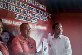 Anak Jayabaya siap maju pada pemilihan  Bupati Pandeglang dari PDI Perjuangan