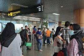 37 penerbangan batal di Bandara Supadio Pontianak akibat kabut asap