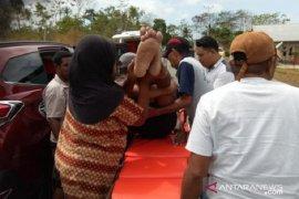 Satu orang meninggal dunia dan 32 selamat  akibat Speed boat terbalik