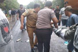 Korban tewas dalam kecelakaan di Way Kanan, Lampung,  delapan orang