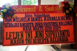 Dua anggota DPRD Maluku terpilih tidak dilibatkan dalam pelantikan