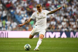 Real Madrid ingin barter Toni Kroos dengan  Paul Pogba