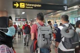 Kabut asap Kalbar, 29 penerbangan batal di Bandara Supadio