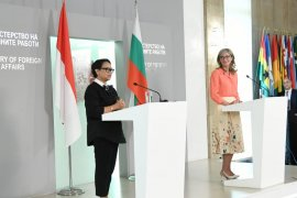Menlu RI kunjungi Bulgaria untuk memperluas pasar ke Eropa Timur