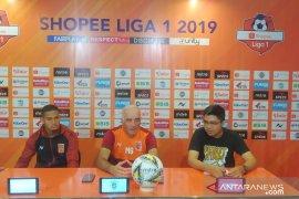 Borneo FC incar kemenangan saat menjamu Madura United