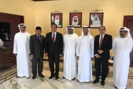 Pandjaitan's : UAE visit prioritizes deepening economic cooperation