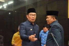 Enam calon pimpinan DPRD Jabar  diajukan ke Kemendagri