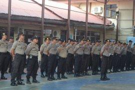 Polres Paser Kerahkan 100 Personel Atasi Karhutla