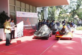 ITS target pertahankan juara umum Kompetisi Mobil Hemat Energi  2019