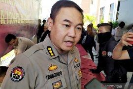 Polisi usut kasus pelemparan bus Persib di Bogor
