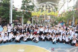 Jungleland gratiskan 37 wahana untuk ribuan anak yatim di Bogor