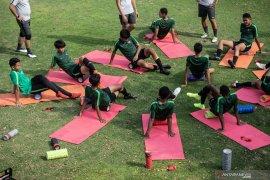 Kualifikasi Piala Asia U-16, Indonesia  pimpin Grup G