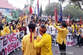 Karhutla Riau - Usai datang ke Riau, Jokowi diminta turun ke Kalteng
