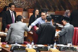 Fraksi Demokrat berikan catatan terkait revisi UU KPK