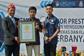Penghargaan Leprid untuk UPGRIS