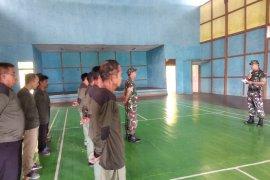TNI latih Wanra Kapuas Hulu untuk ketahanan dan kedaulatan NKRI