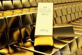 Harga emas naik 2 hari beruntun, investor beralih ke aset aman