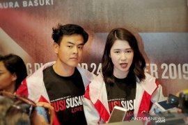 Laura Basuki merasa terhormat memerankan Susy Susanti