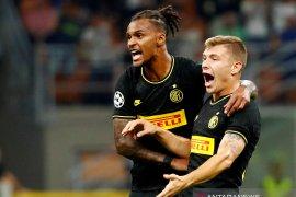 Liga Champions - Barella selamatkan Inter dari kekalahan di kandang