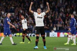 Valencia sukses permalukan tuan rumah Chelsea