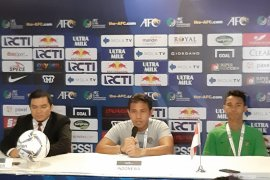 Karena gol Kepulauan Mariana Utara, Bima Sakti marah kepada timnas U-16