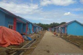 Mukomuko tunda pembagian 50 rumah nelayan