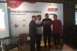 Coconet hadirkan 20 band pendukung sepak bola di Kuningan City