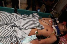 Pria tanpa indentitas, diduga bunuh diri di Jatinegara telah sadarkan diri