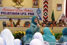 Syaufia narasumber LP3 PKK