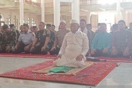 Shalat minta hujan digelar personel TNI-Polri di Tarakan