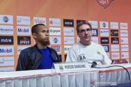 Persib Bandung gagal raih poin penuh atas Semen Padang